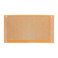 SODIAL (R) DIY PCB Prototype Universal Leiterplatte 90 x 150 mm  GY