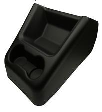 "VW T4 Centre Console with Cup Holders BLACK:-   Genuine Dubplastics ""Trimtech"""