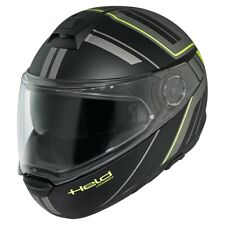 Héros h-c4 klapphelm Noir/Jaune-Fluo 54/55-s Touring Casque by Schuberth Neuf/New