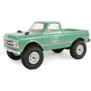 Axial SCX24 1967 Chevrolet C10 Brushed 1:24 RC Modellauto MIT MANGEL SIEHE TEXT