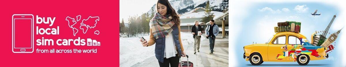 Travel sim card specialist