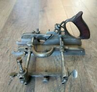 vintage Stanley No 45 Combo Wood Plane Woodworking Hand Tools Sweetheart