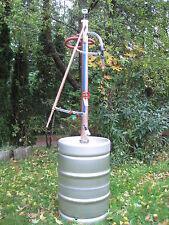 "Copper Moonshine Still 2"" inch Reflux Column Water Distiller Beer Keg Kit"
