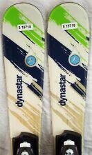 New listing 11-12 Dynastar 6th Sense Team Used Junior Skis w/Bindings Size 105cm #819718