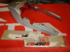 Codino originale Honda CB450S nuovo con adesivi