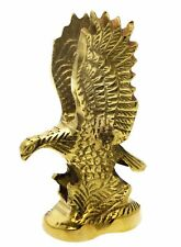 Paperweight Figure Eagle Solid Brass