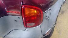 Passenger Right Tail Light Lamp Fits 99-01 ISUZU VEHICROSS 46589