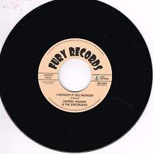 DARREL HIGHAM - I WONDER IF YOU WONDER / BABY IF WE TOUCH (1995 rockabilly Jiver