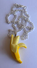 GORGEOUS HANDMADE BANANA NECKLACE + FREE GIFT BAG