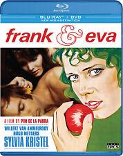 Frank & Eva Blu Ray + DVD Cult Epics Pim de la Parra Sylvia Kristel