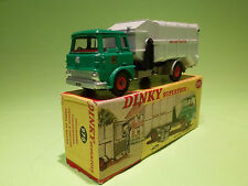 DINKY SUPERTOYS 978 REFUSE WAGON    RARE SELTEN IN EXCELLENT CONDITION IN BOX