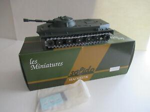 Militaire Solido Char Amphibie PT 76 URSS N°207