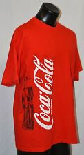 Coca-Cola T-shirt Red Size XL