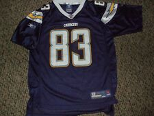 Vincent Jackson # 83 San Diego Chargers Youth Football Jersey Large