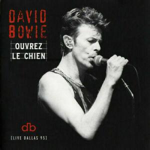 Sent tracked David Bowie – Ouvrez Le Chien [Live Dallas 95] LTD CD SEALED