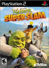 Shrek: Superslam PS2 New playstation_2
