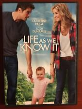Life As We Know It (DVD, 2010) - D1015