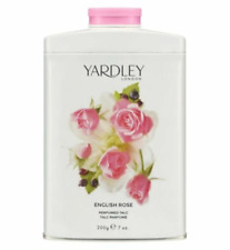 Yardley London - Perfumed Talc 200g ENGLISH ROSE Scented Powder Soft Touch