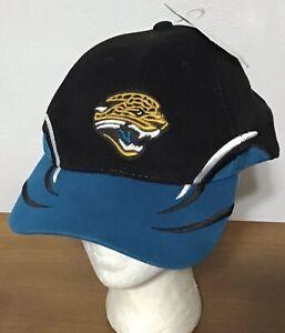 RARE Jacksonville Jaguars NFL Adjustable HAT GAME DAY Baseball Cap VINTAGE ~ NEW