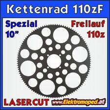 """Onderdelen elektrische Scooters T8F-110zF freewheel-lasertandwiel voor 10 """""""