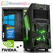 PC GAMING Intel i7 8700 - Ram 16 GB - HD 2 TB - nVidia GTX 1060 - Windows 10 Pro