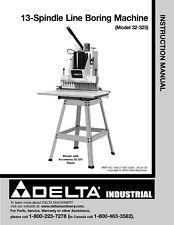 13-Spindle Line Boring Machine  Model 32-325