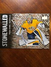 18-19 UD Series 1 Stonewalled #SW-11 Pekka Rinne