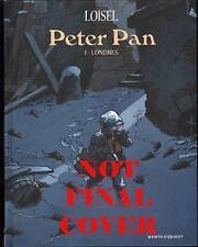 Peter Pan by Loisel, Regis