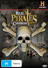 The Real Pirates Of The Caribbean * NEW DVD * (Region 4 Australia)