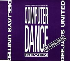 Deejays United Computer dance 7 (Techno Edition, 1992) [Maxi-CD]