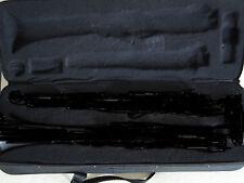 SOL Klarinette G  Klarnet G Key Clarinet Turkish Sol G Key Clarine KOFFER / ETUI