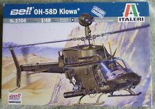 Italeri (2704) Bell OH-58D Kiowa in 1:48 scale