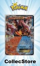 ☺ Carte Pokémon Volcanion EX 26/114 VF NEUVE - XY11 Offensive Vapeur