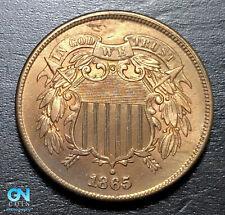 1865 2 Cent Piece  --  MAKE US AN OFFER!  #B5519
