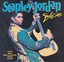 STANLEY JORDAN Bolero (CD 1994) 7 Songs Made in Canada Jazz Guitar