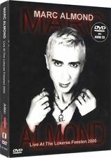 Marc Almond (Soft Cell) Live at Lokerse Feesten DVD+CD NEU OVP