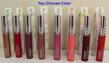 CLINIQUE Long Last Glosswear Lip Gloss FULL SIZE ~NIB (Select Color) FREE SHIP