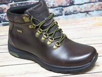Dunham Trukka Waterproof Brown Alpine Leather Boot  *CG8609
