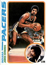 1978 Topps 27 James Edwards RC NM #D375822