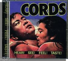 Cords - Hear! See! Feel! Taste! - New 1997 Emperor Norton Promo CD!