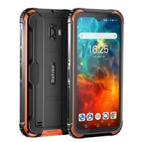 Blackview BV5900 4G Mobile Phone Unlocked Rugged Smartphone 3GB+32GB 5580mAh NFC