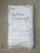 Dupont Starblast virgin garnet blasting media for cabinet use- 50 pound bag
