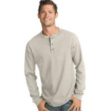 0a0d00a52ba6 Hanes Long Sleeve Regular 3XL 100% Cotton T-Shirts for Men for sale ...