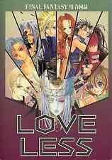 Final Fantasy VII Doujinshi FF7 Loveless