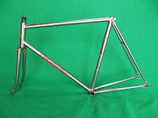 Nagasawa NJS Approved Keirin Pista Frame Track Bike Fixed Gear