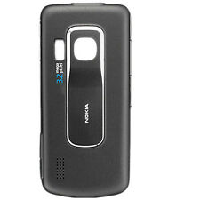 Nokia 6210 Standard Cell Phone Battery Door Back Cover Housing Case Black OEM