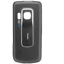 Nokia 6210 Standard Cell Phone Battery Door Back Cover Housing Case Black OEM