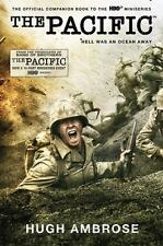 The Pacific WWII HC Book Ambrose Band of Brothers producers companion 2 HBO mini