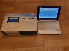 Acer Aspire One ZG5 Laptop Linux OS, IDEAL XMAS GIFT + FAST & FREE UK 🇬🇧 POST!
