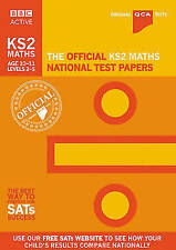 The Official National Test Papers : KS2 Maths (QCA) (Qualifications and Curricul